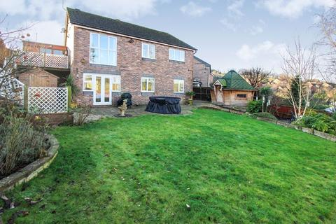 4 bedroom detached house for sale - Brittain Road, Cheddleton, Staffordshire, ST13