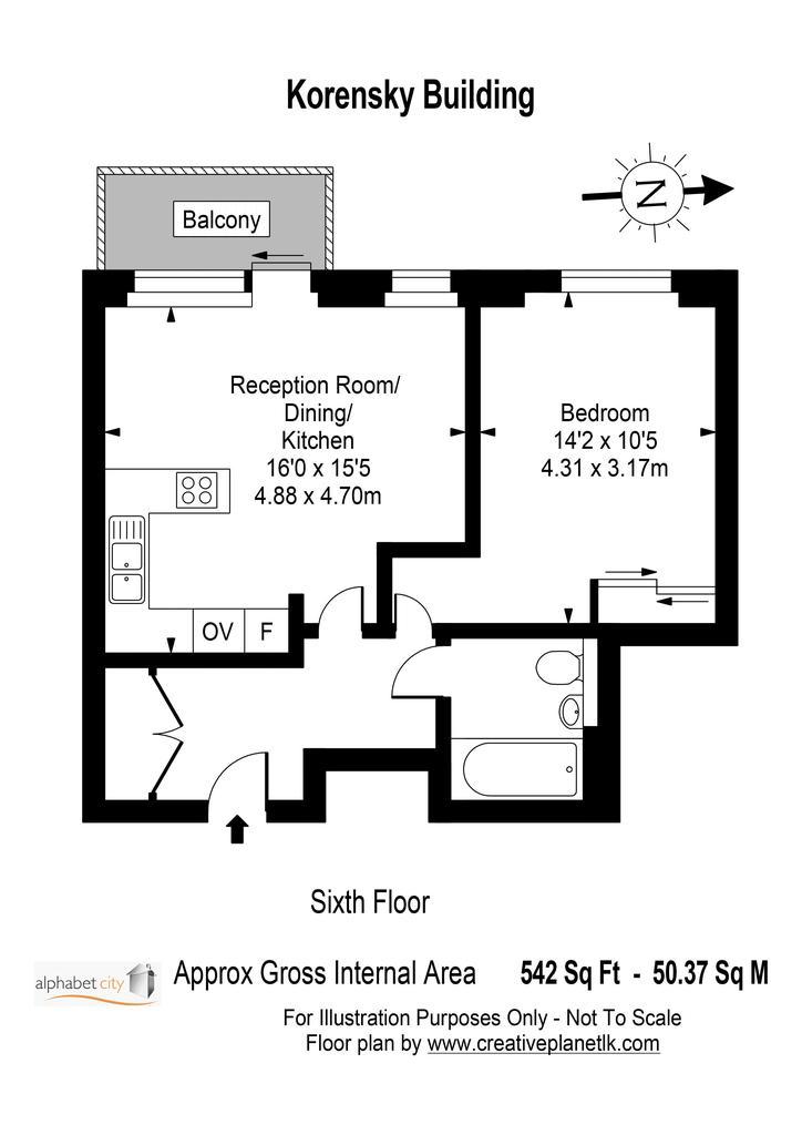 Floorplan: Keren604   floorplan