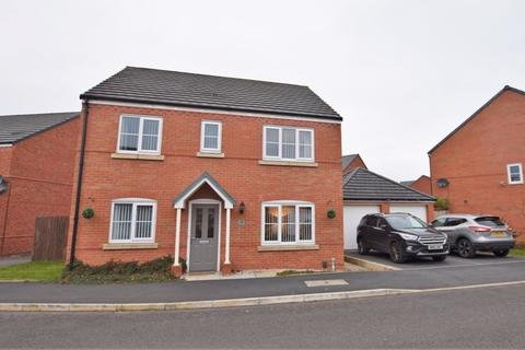 4 bedroom detached house for sale - Garston Crescent, Newton-Le-Willows