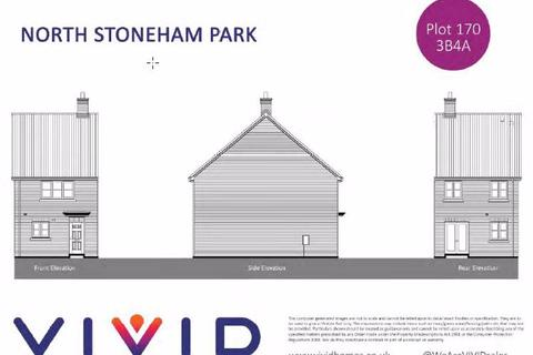 2 bedroom end of terrace house for sale - North Stoneham Park