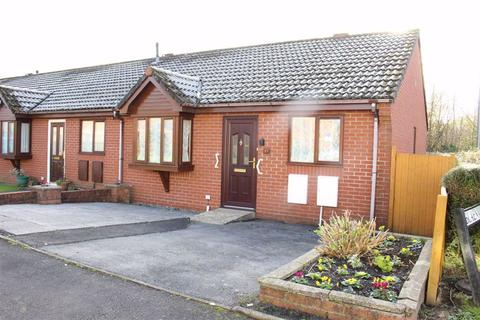 2 bedroom terraced bungalow for sale - Trinity Place, Pontarddulais