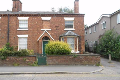2 bedroom end of terrace house for sale - Victoria Street, Crewe, Cheshire