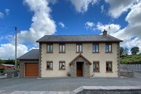 4 bedroom detached house for sale - Cwmann, Lampeter, SA48