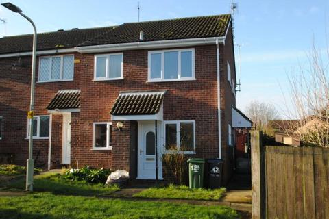 1 bedroom townhouse for sale - Snowdon Close, Shepshed, Loughborough
