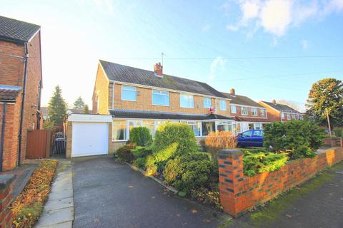 3 bedroom semi-detached house for sale - Lombard Drive, Chester Le Street