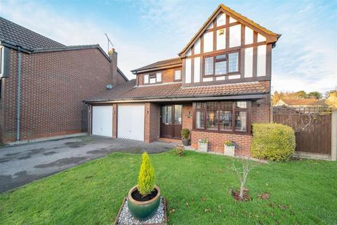 4 bedroom detached house for sale - The Paddocks, Bulkington, Bedworth, CV12 9SR