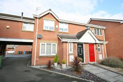3 bedroom end of terrace house for sale - Trafalgar Place, Lytham
