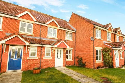 3 bedroom terraced house for sale - Beachcroft, Hadston, Morpeth