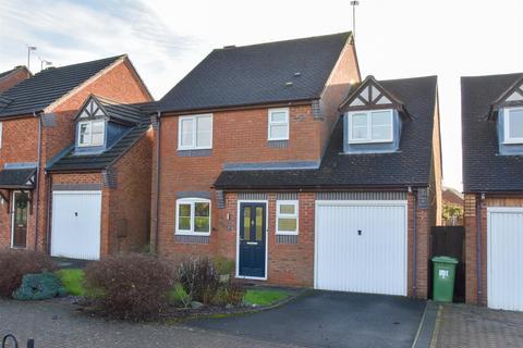 4 bedroom detached house for sale - Justice Close, Whitnash, Leamington Spa
