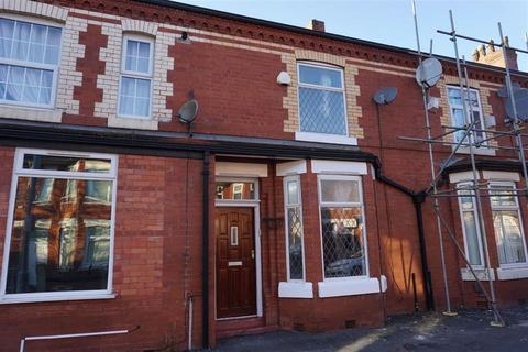 2 bedroom terraced house to rent - Parkfield Street, Rusholme, Manchester