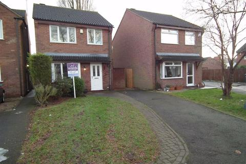 3 bedroom detached house to rent - Maple Close, Burbage, Leicestershire