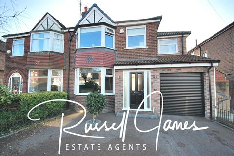4 bedroom semi-detached house for sale - Thorn Road, Swinton, Manchester