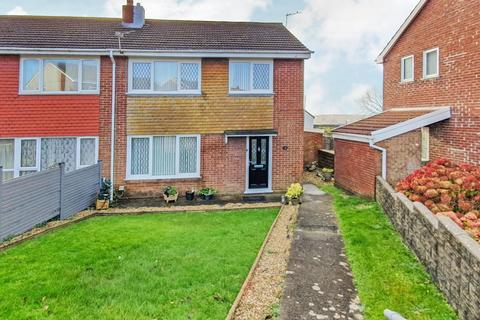 3 bedroom semi-detached house for sale - Heol Yr Eos, Penllergaer, Swansea