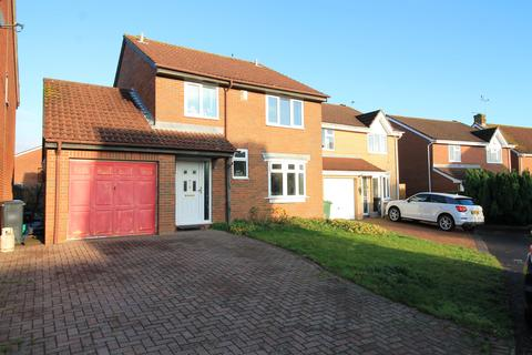 4 bedroom detached house for sale - Merlin Park, Portishead, North Somerset, BS20 8RW