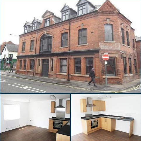 1 bedroom apartment to rent - Flat 4, 5 High Street, Long Eaton, Nottingham NG10