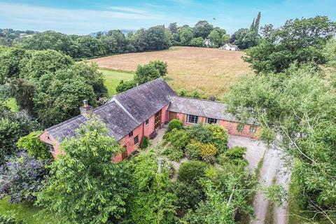 5 bedroom detached house for sale - Llanvapley, Abergavenny, Monmouthshire, NP7