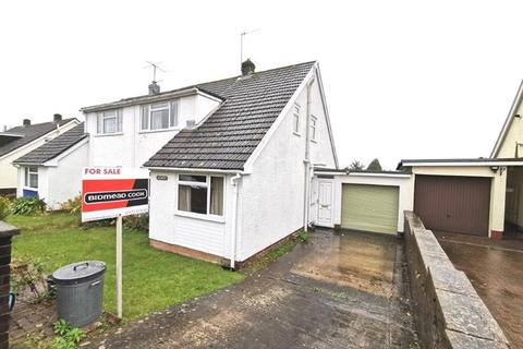 2 bedroom semi-detached house for sale - Orchard Close, Gilwern, Abergavenny, Monmouthshire, NP7