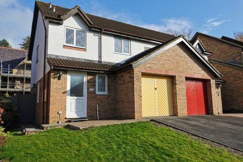 3 bedroom semi-detached house for sale - Gavenny Way, Abergavenny, Monmouthshire, NP7