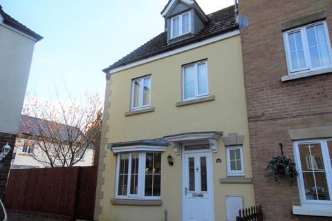 4 bedroom semi-detached house for sale - Leyshon Way, Bryncethin, Bridgend, Mid Glamorgan, CF32