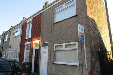 3 bedroom end of terrace house to rent - Hildyard St, Grimsby, DN32