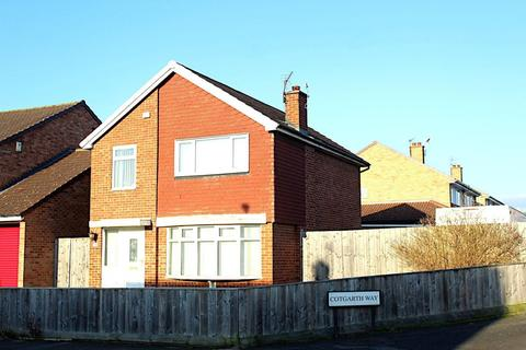 3 bedroom detached house for sale - Cotgarth Way, Stockton-On-Tees, TS19
