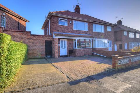 3 bedroom semi-detached house for sale - Great Barn Street, Bridlington, YO16 7QQ