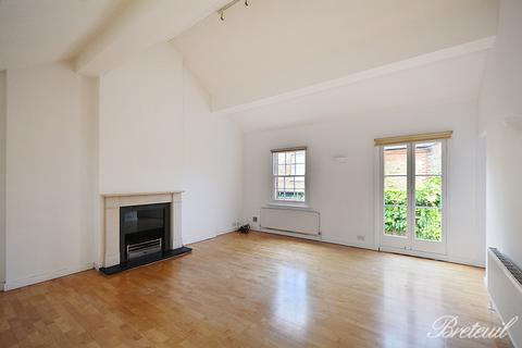 2 bedroom semi-detached house to rent - Epirus Mews, London, SW6