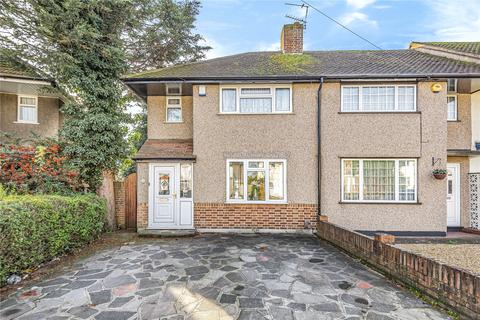 3 bedroom end of terrace house for sale - Dudley Drive, Ruislip, Middlesex, HA4