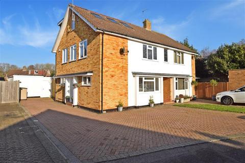 4 bedroom semi-detached house for sale - Silverhurst Drive, Tonbridge, Kent