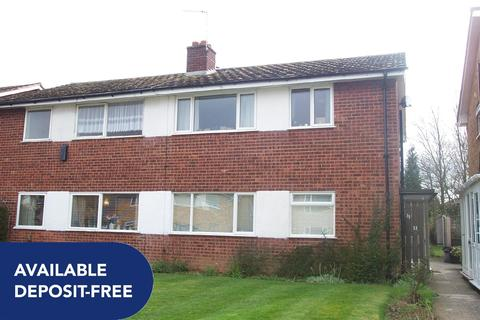 2 bedroom maisonette to rent - Mockley Wood Road, Knowle, B93 9NF