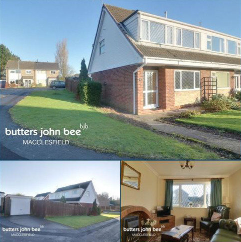 3 bedroom semi-detached house for sale - Stapleton Road, Macclesfield