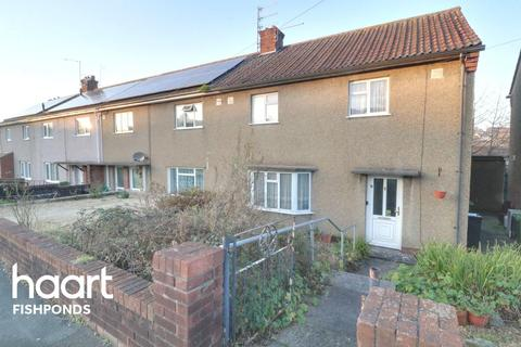 3 bedroom end of terrace house for sale - Chipperfield Drive - BS15
