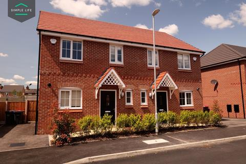 3 bedroom terraced house to rent - Blinkhorn Grove, St. Helens, Merseyside, WA9