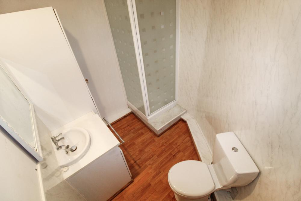 Outdoor Unit Shower Room