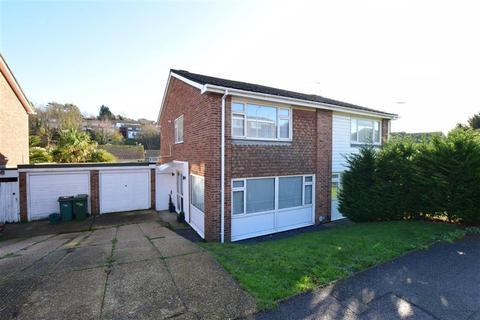 3 bedroom semi-detached house for sale - Enbrook Road, Sandgate, Folkestone, Kent