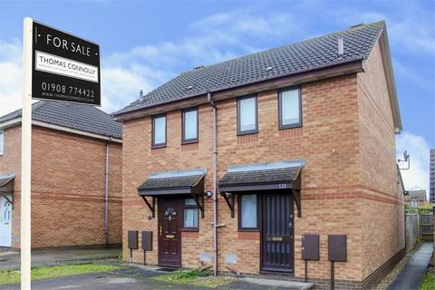 1 bedroom semi-detached house for sale - Underwood Place, Oldbrook, MILTON KEYNES, Buckinghamshire