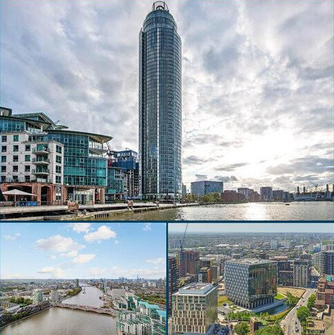 4 bedroom apartment for sale - 1 St. George Wharf, London, SW8