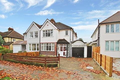 3 bedroom semi-detached house for sale - Elgar Avenue, Surbiton