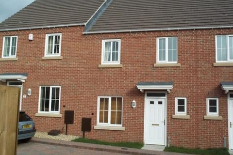 3 bedroom townhouse to rent - Blackburn Way, Deansgate, Off Arnold Road, Nottingham