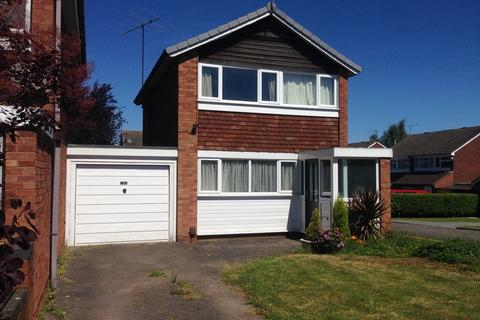 3 bedroom detached house for sale - Arran Close, Nuneaton