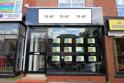 Property to rent - Ecclesall Road, Sheffield