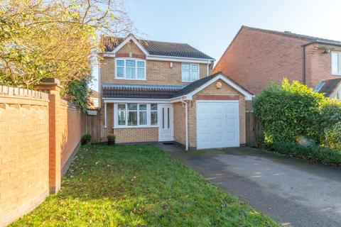 4 bedroom detached house for sale - Cornbury Grove, Solihull