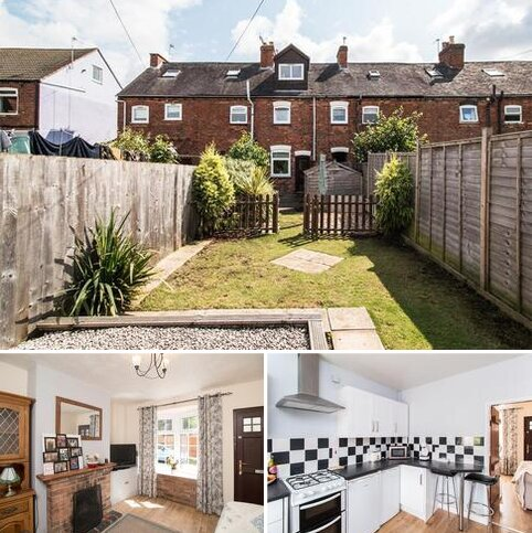 3 bedroom terraced house to rent - Pleasant Place, Kegworth