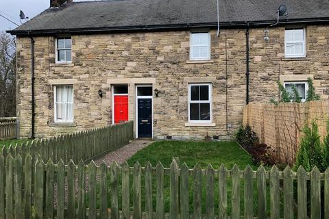 2 bedroom terraced house to rent - Station Cottages, Whittingham, Northumberland