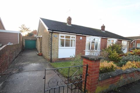 2 bedroom semi-detached bungalow for sale - Seymour Grove, Eaglescliffe TS16 0LB