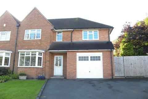 4 bedroom semi-detached house to rent - Knighton Road, Bournville