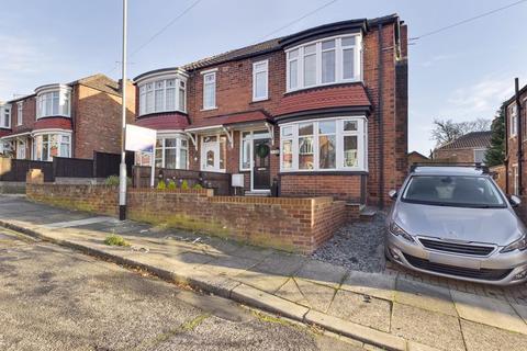 3 bedroom semi-detached house for sale - Conifer Crescent, Billingham
