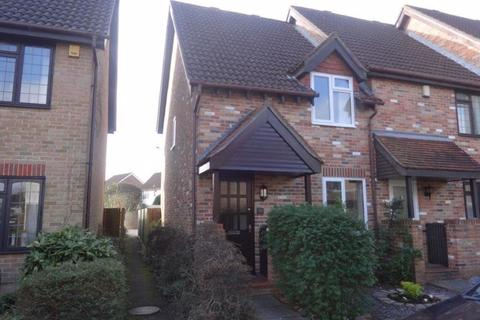 2 bedroom end of terrace house to rent - 92 Beattie Rise, Hedge End, Southampton SO30 2AG