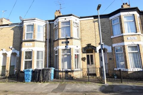 3 bedroom terraced house for sale - East Park Avenue, Hull