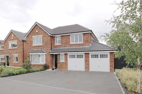 4 bedroom detached house for sale - Fieldings Close, Longton